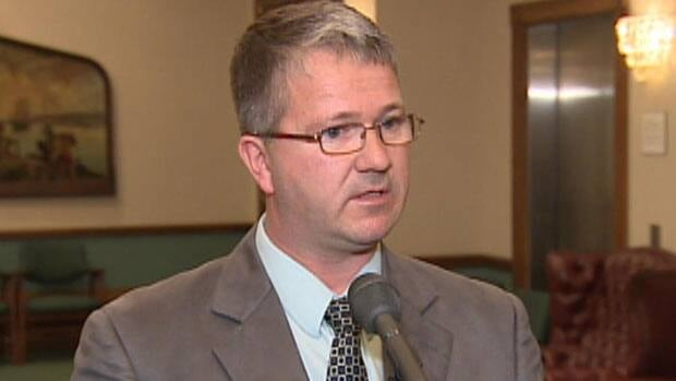 Justice minister Darin King says budget cuts won't affect the delivery of justice system services.