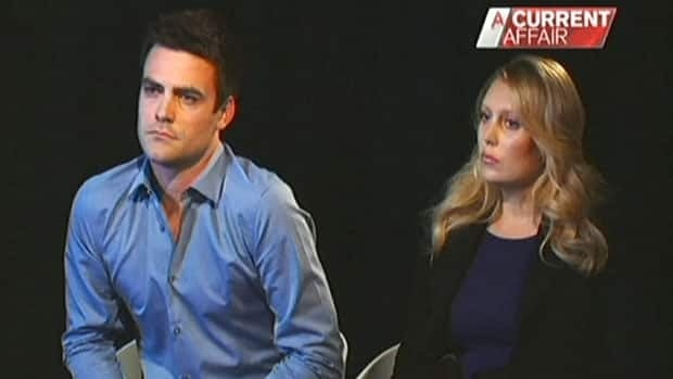 Australian radio DJs Michael Christian, left, and Mel Greig gave an interview with an Australian TV station in December 2012. The two managed to impersonate Queen Elizabeth II and Prince Charles and received confidential information about the Duchess of Cambridge's medical condition, which was broadcast on-air.