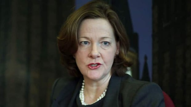 Alberta Premier Alison Redford, along with Manitoba Premier Greg Selinger and Newfoundland and Labrador Premier Kathy Dunderdale, are leading a working group to develop a national energy strategy.