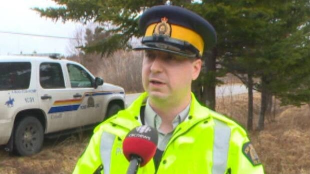 Cst. Adam Gardner said he worries that someone stretching their neck to get a better look at the scene of an accident might end up causing one of their own.