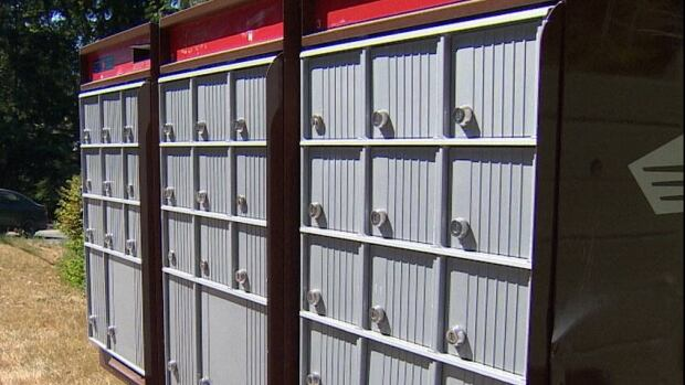 Canada Post plans to replace all home delivery of mail with community mail boxes by 2018.