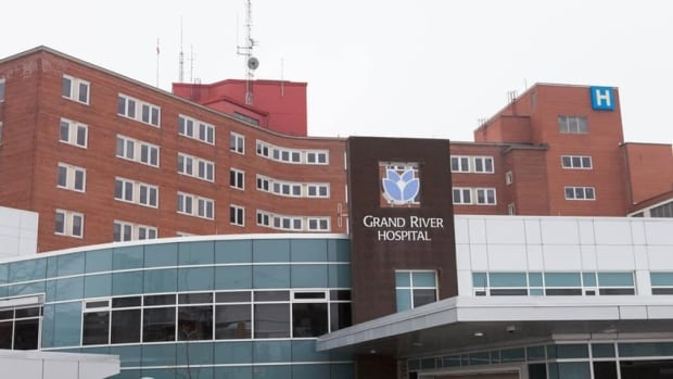Grand River Hospital reports more caregivers are washing their hands before having contact with patients.