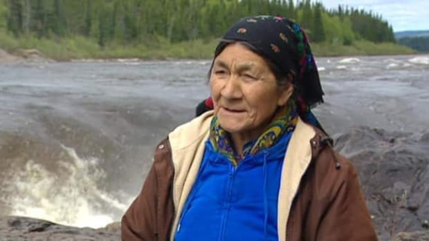 Elizabeth Penashue has long been an advocate for the Innu people.