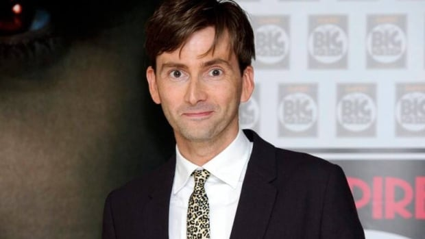 One of the guests of honour is David Tennant, who is best known for his role on Doctor Who.
