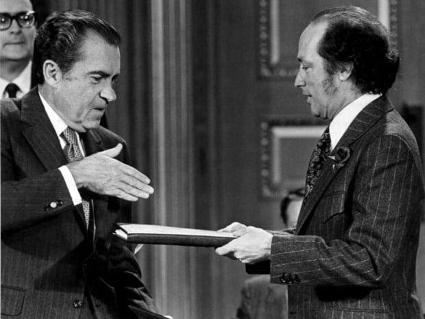michael s essay when justin met donald home the sunday  richard nixon and pierre trudeau