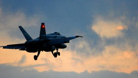 Canadian jet