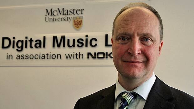 Matthew Woolhouse, an assistant professor of music at McMaster University, says the new Digital Music Lab at the university could help better explain how music affects and influences people and cultures.