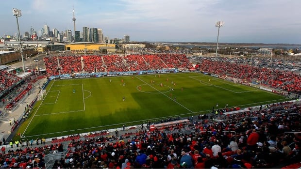 Toronto city council has earmarked $10 million to help expand BMO Field.