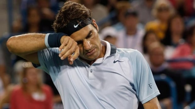 Roger Federer was seeded No. 1 at 18 consecutive Grand Slam tournaments from 2004-08.