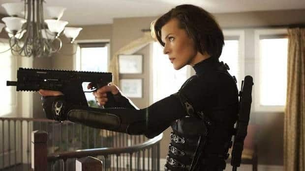 Resident Evil: Retribution, starring Milla Jovovich, is the third film in the zombie action-horror series to win Canada's Golden Reel Award.