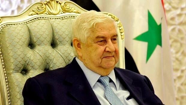 "Syrian Foreign Minister Walid al-Moallem was in Baghdad when he announced his government has agreed ""in principle"" to take part in an international conference in Geneva."