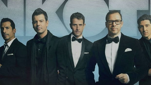 NKOTB released a new single in January.