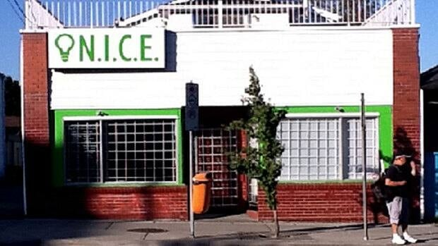 The N.I.C.E. Dispensary on 12th Street in New Westminster, B.C.,has been closed until further notice according to a notice on their website.