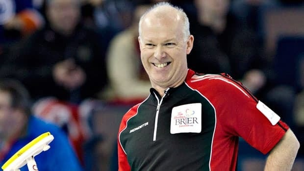 Glenn Howard went 10-1 in the round robin at last month's Brier, but settled for a third place showing.