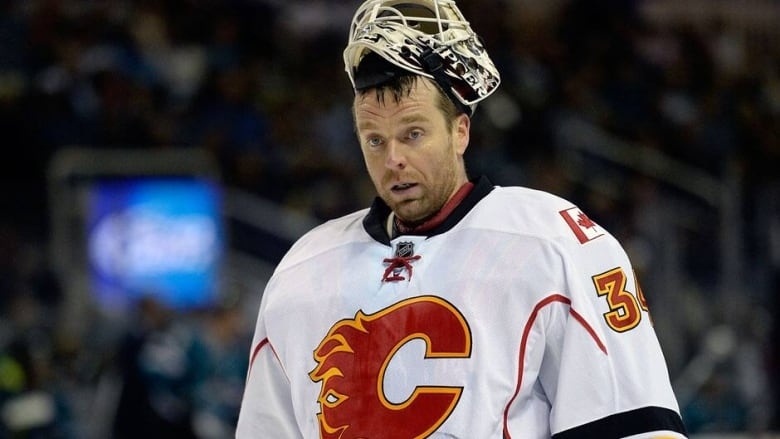 Calgary Flames netminder Miikka Kiprusoff has not decided whether or not he  will return to the club for a 10th season. (Thearon W. Henderson Getty  Images) 1516aab30e1