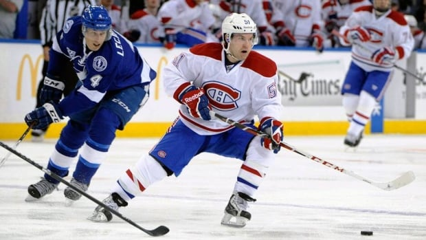 David Desharnais was third in team scoring last season with career highs of 16 goals and 60 points.