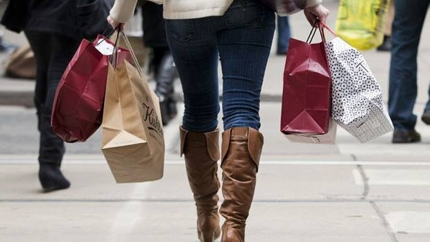 Canadians say they expect to spend more than $1,000 on the holiday season this year, according to a survey conducted by the Royal Bank of Canada.