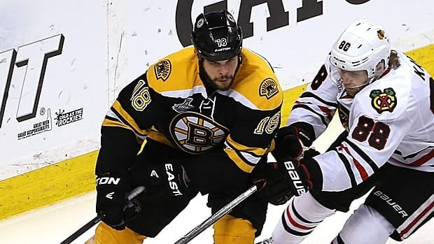 Forward Nathan Horton has averaged 23 goals over the last eight seasons.