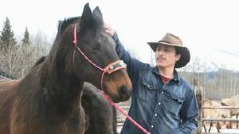 Mantracker' riding partner shot, wounded by RCMP | CBC News