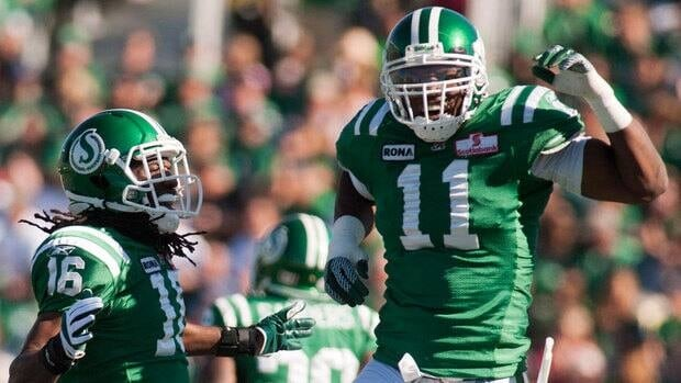Odell Willis signed with Edmonton after registering six sacks last season with the Saskatchewan Roughriders.