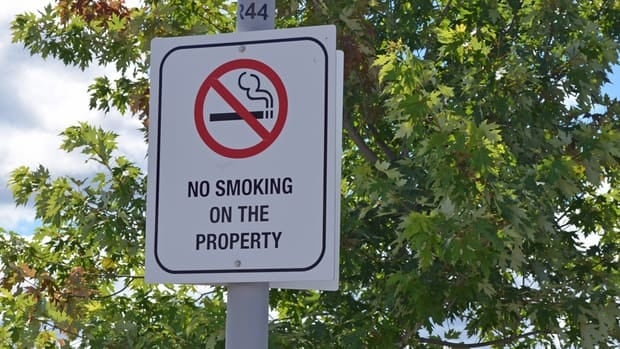 Thunder Bay hospital officials will ask council Monday night to extend the city's smoke-free bylaw to include the hospital grounds.