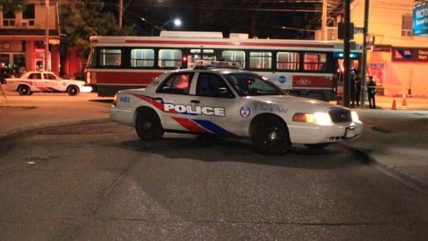 Sammy Yatim was shot by police on a TTC streetcar shortly after midnight on Saturday.