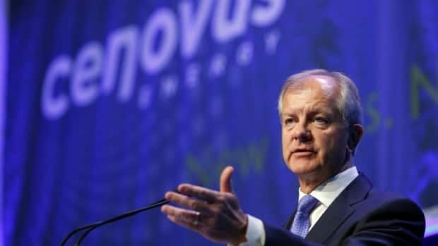 Cenovus Energy CEO Brian Ferguson said his company is interested in accessing new foreign markets through a pipeline project to the East Coast of Canada.