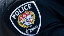 Ottawa police badge crest generic OPS