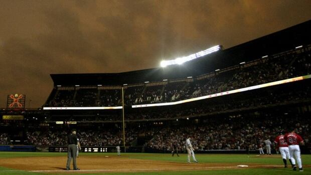 Atlanta's Turner Field, shown in a file photo, has been site of three incidents in roughly a year where a sports fan fell from the stands.