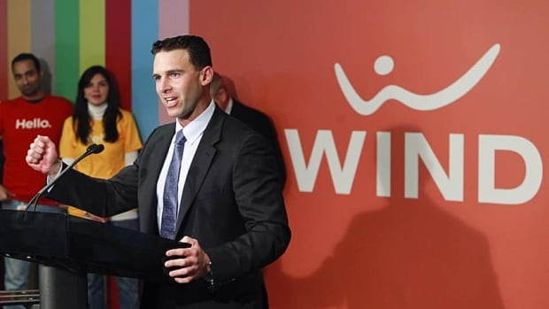 Vimpelcom has written down its investment in Canada's Wind Mobile to zero. Wind Mobile CEO Tony Lacavera was unable to convince the telecom giant to fund a bid in the recent spectrum auction.