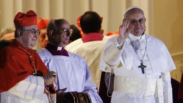 Cardinal Jorge Bergoglio, who chose the name of Francis is the 266th pontiff of the Roman Catholic Church.