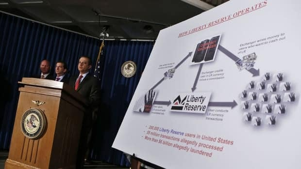 Preet Bharara, United States attorney for the Southern District of New York, describes how Liberty Reserve, one of the world's largest digital currency companies, allegedly helped cybercriminals around the world distribute, store and launder $6 billion US worth of proceeds from their illegal activity.