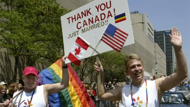 Same sex marriage in canada legal
