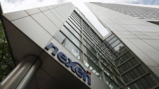 The Nexen building in downtown Calgary.