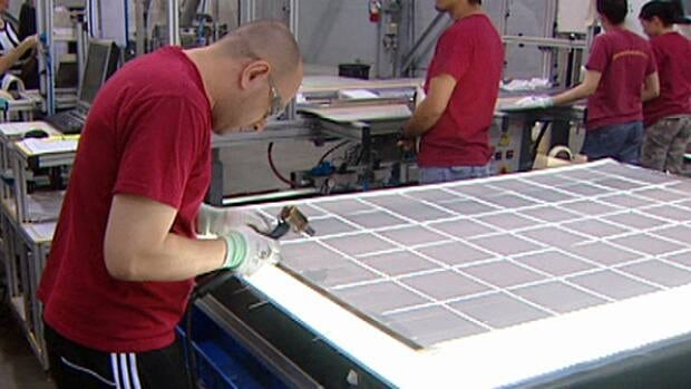 Siliken Renewable Energies closed its solar panel production facility in Windsor on Friday.