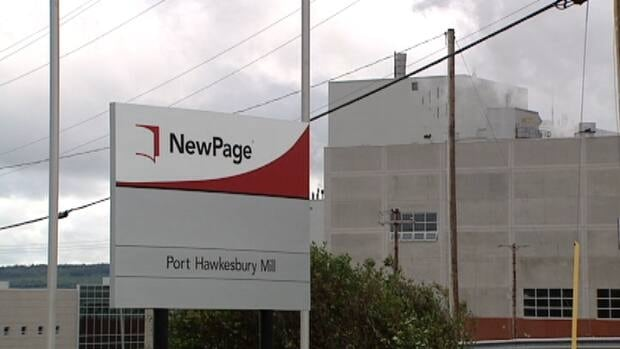A firm based in British Columbia has been chosen as the successful bidder for the shuttered NewPage Port Hawkesbury mill.