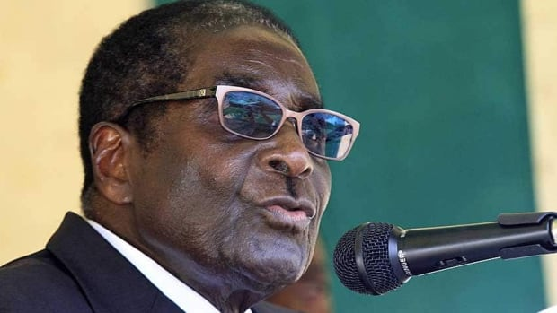 Zimbabwe President Robert Mugabe's arrival back in Harare from Singapore appeared to confound reports of severe illness.