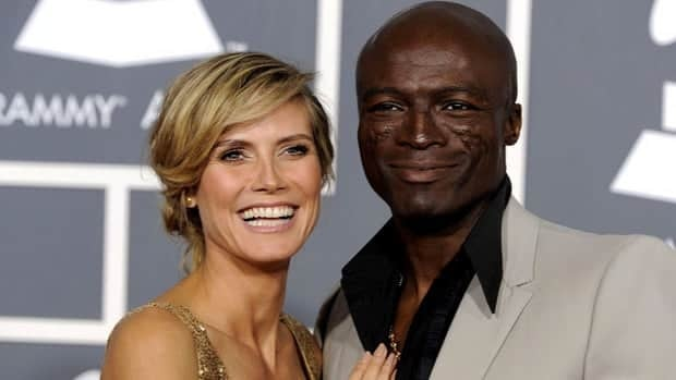 Heidi Klum, left, and Seal are shown together at the 2011 Grammy Awards in Los Angeles.   Klum filed for divorce on Friday, citing irreconcilable differences.