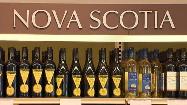 Sales of Nova Scotia wines, ciders and beer are increasing.