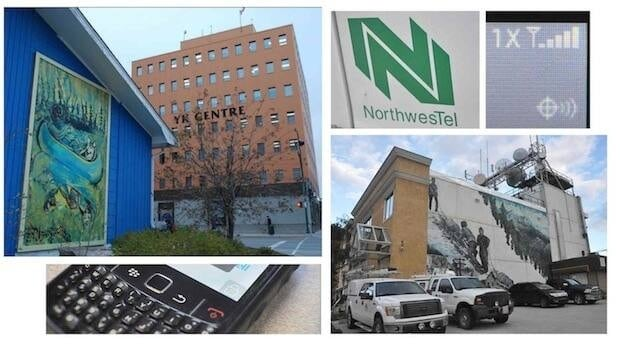 Telus Mobility is stepping up to challenge Northwestel's monopoly in parts of Yukon and NWT. (Philippe Morin/CBC)