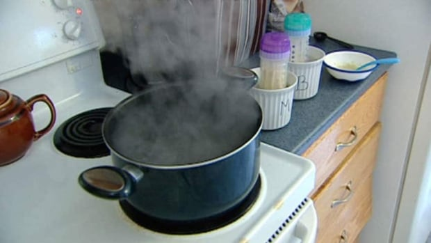 Residents in the Windsor, N.S. area are asked to boil their water for at least one minute before drinking, making ice cubes, washing foods, brushing teeth, or before consuming the water in any way.
