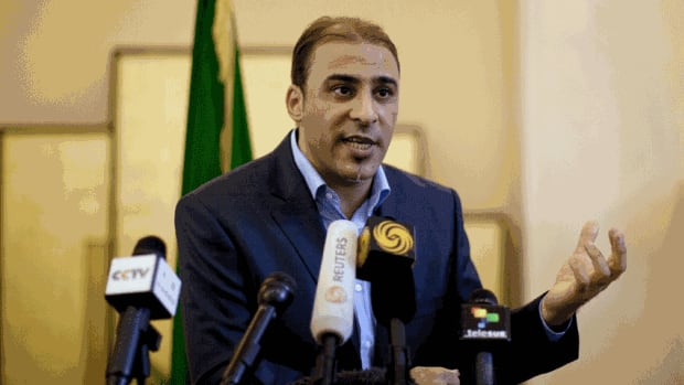 Libya's government spokesman Moussa Ibrahim was reportedly captured on Saturday, on the one-year anniversary of the killing of former dictator Moammar Gadhafi.