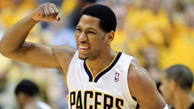 Indiana Pacers forward Danny Granger has been the Pacers' leading scorer each of the past five seasons.