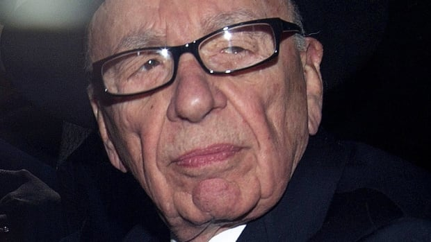 "Rupert Murdoch says he dropped bid for Time Warner to ""focus on delivering value to shareholders."" (Reuters)"