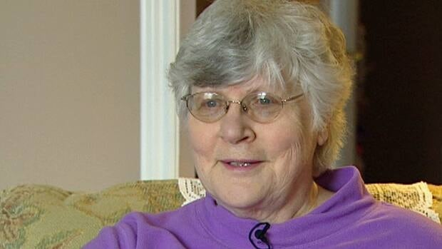 Retiree Georgina Queller says she cannot afford to heat her home on her government pension.