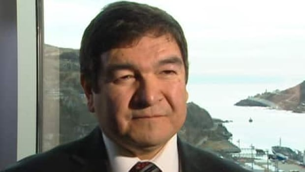 Peter Penashue narrowly won the 2011 election in Labrador, and intends to win it again in a byelection.