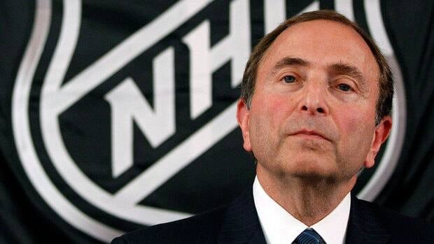 NHL commissioner Gary Bettman has been at the helm for three lockouts in the last 18 years.