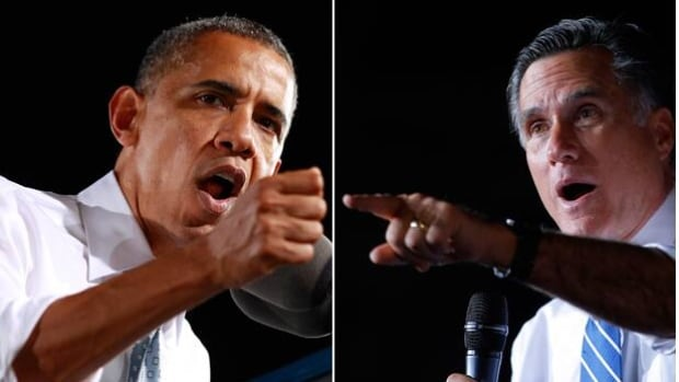 U.S. President Barack Obama and Republican rival Mitt Romney will face off Wednesday night in their first debate.