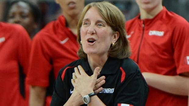 Allison McNeill coached the Canadian women's basketball team to a quarter-final appearance at the London Olympics in the summer, but now wants to focus her attention elsewhere.