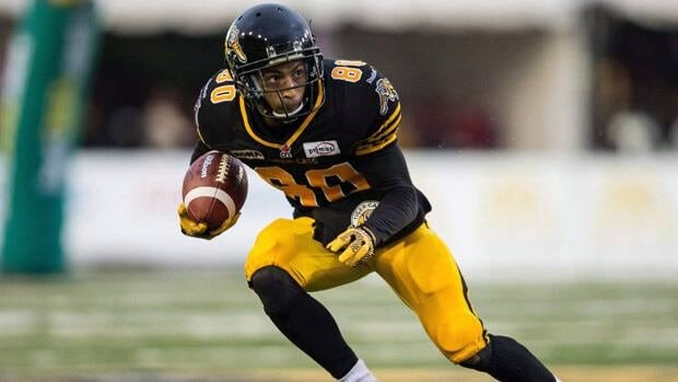 The former Hamilton Tiger-Cats star has signed with the NFL's New Orleans Saints.